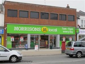 Morrisons Southampton